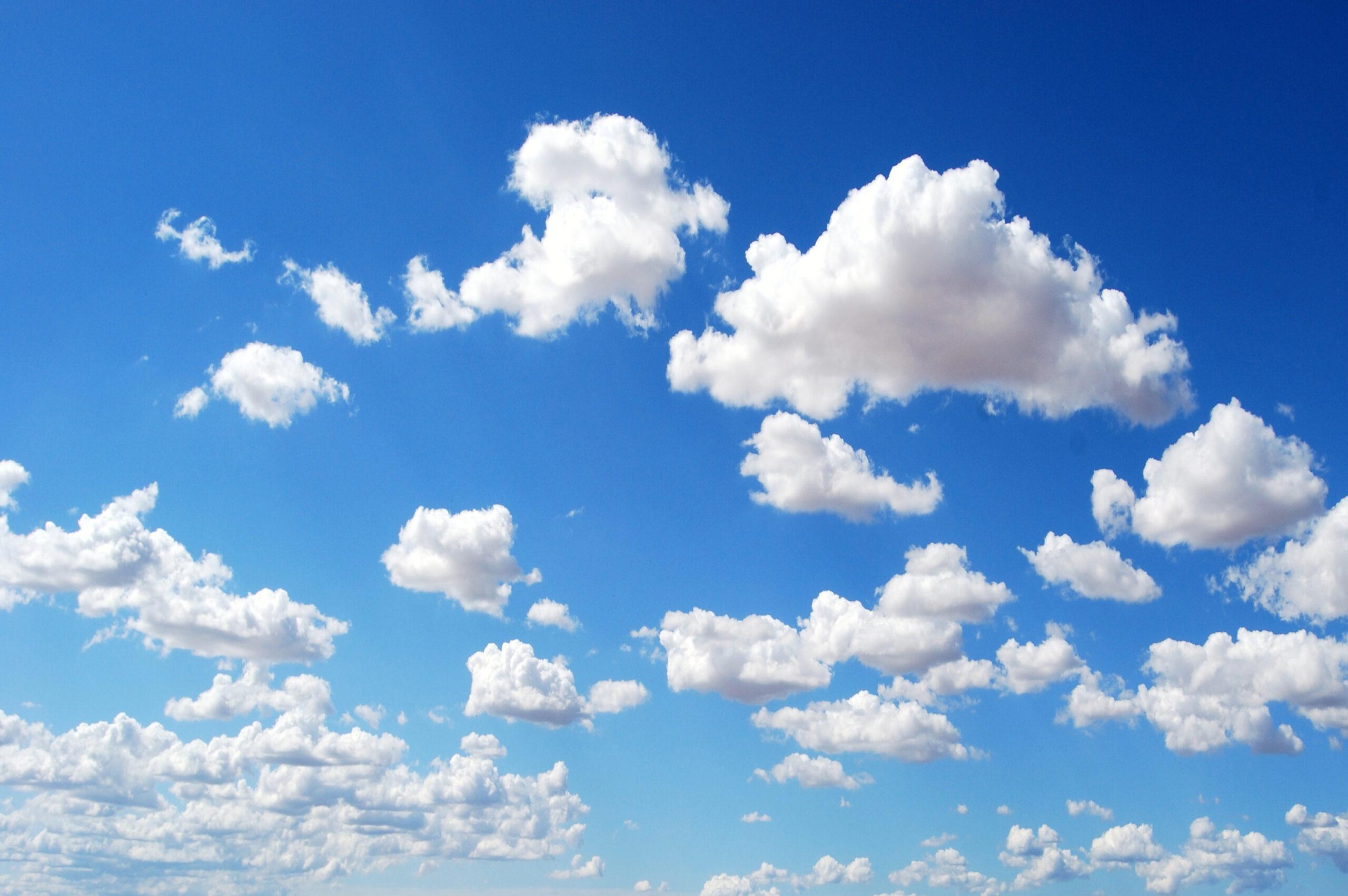 空の青と風の心地よさでリフレッシュ