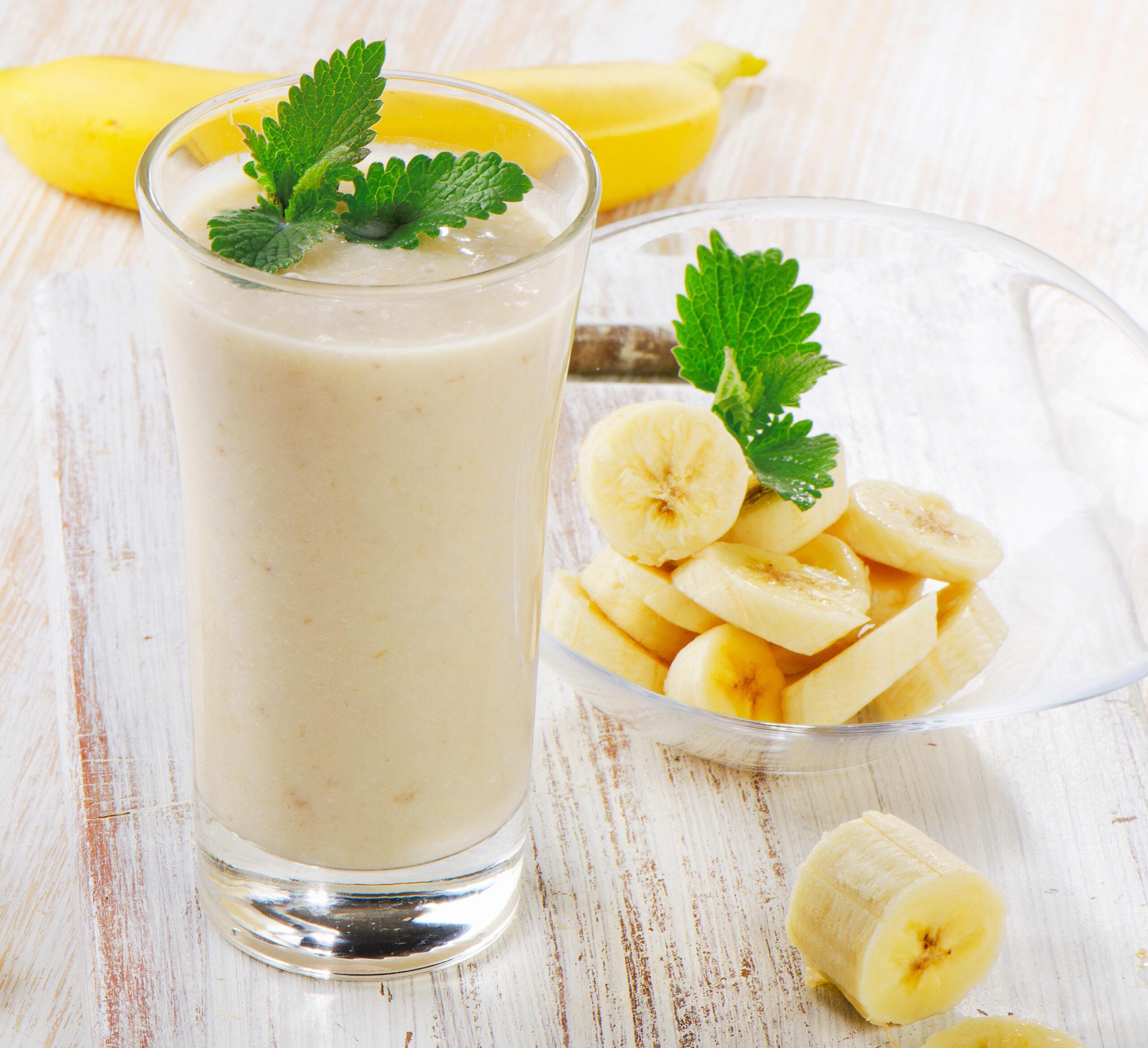 バナナジュースが飲みたくなってきた!