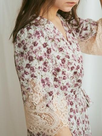 (♡)雰囲気漂うデザインパジャマ