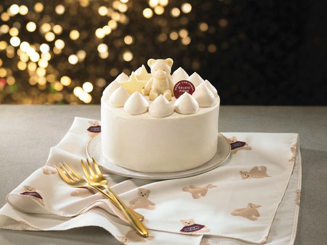 家de過ごすあなたにはジェラピケのケーキを♡
