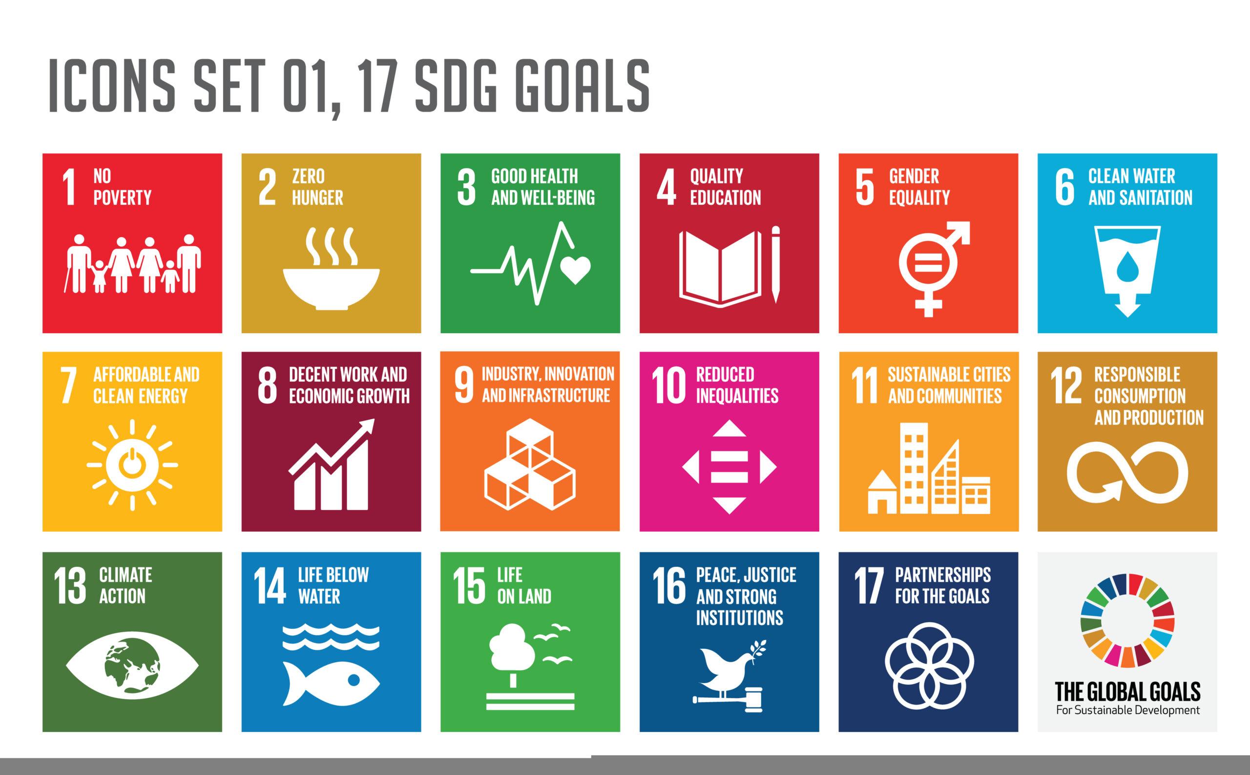 よく聞く「SDGs」とは違うの?
