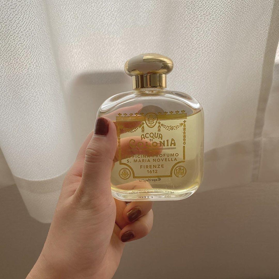 santa maria novella:心落ち着く豊かな香り