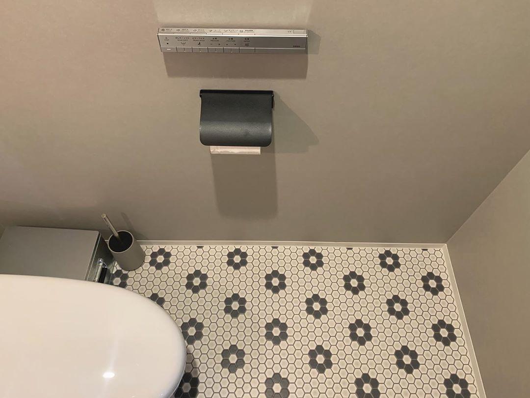 トイレットペーパーが無くなったら補充しよう