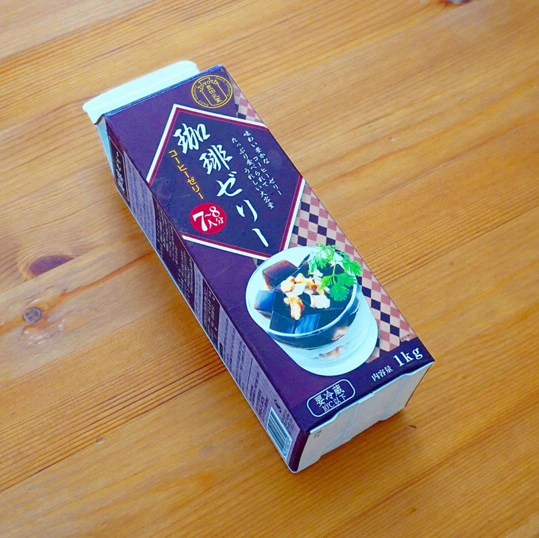 牛乳パック入りスイーツ(冷蔵)
