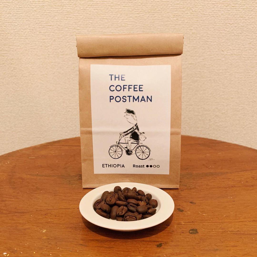 あなただけのコーヒーがポストに届きます