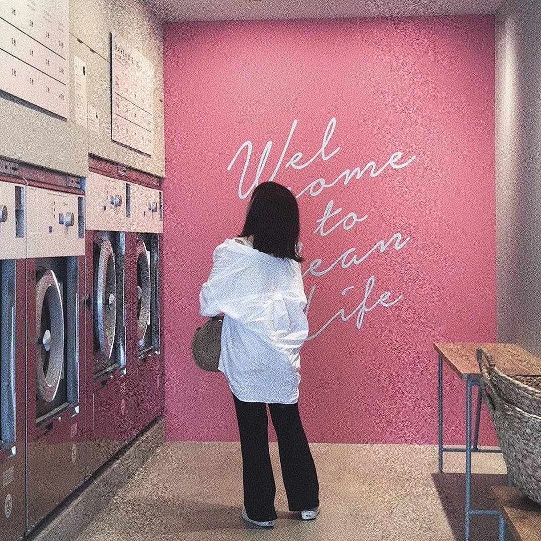 6|California Laundry  Cafe&Co.