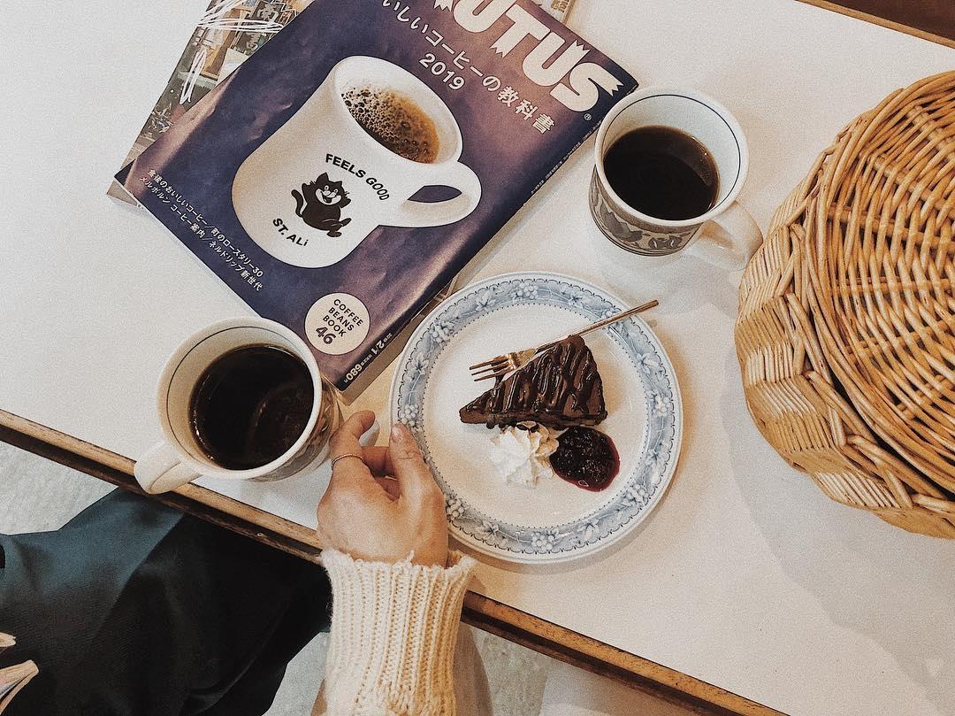 1|喫茶ランドリー