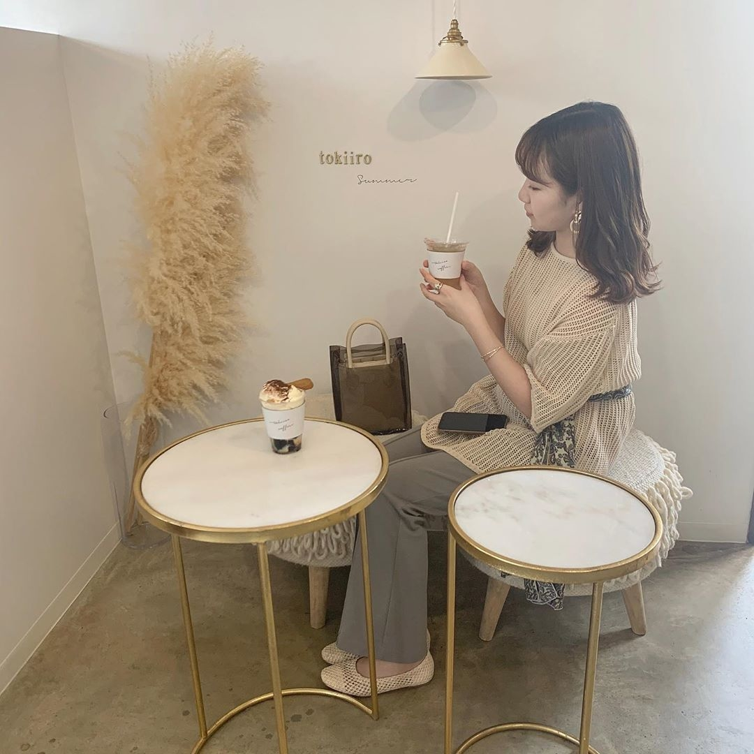 次のカフェ巡りは愛知で♡