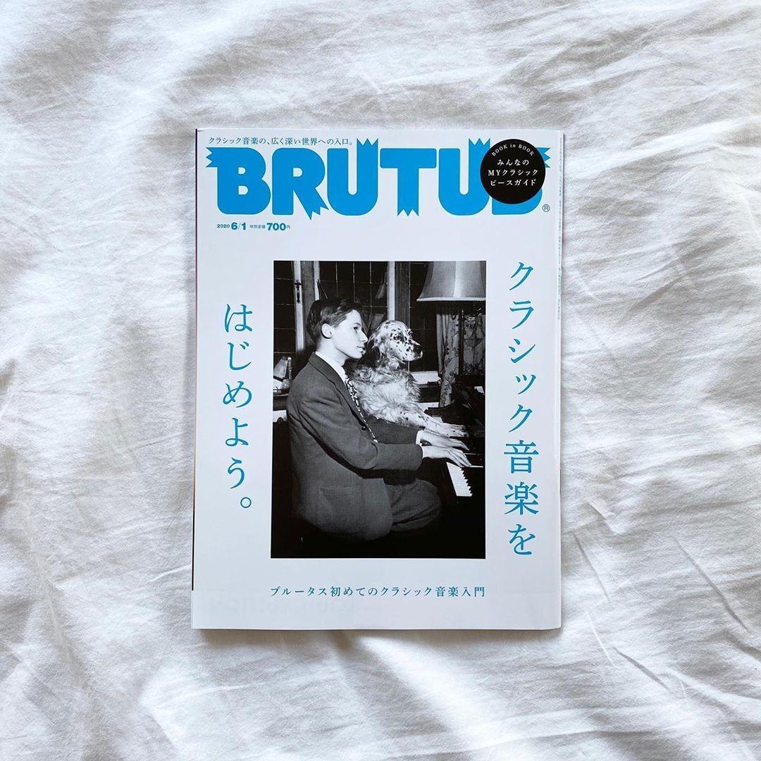 カルチャーが好き|BRUTUS・Ollie