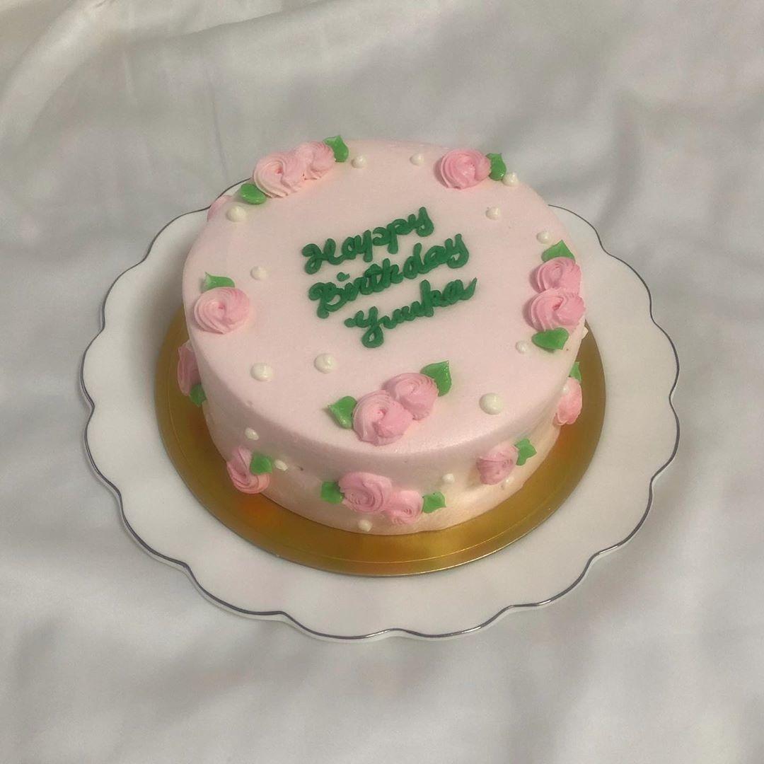 提案① オーダーケーキを注文する