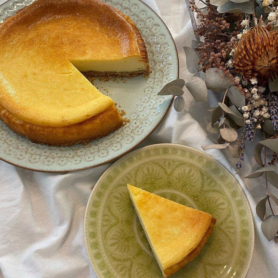 Monday 作れるようになりたいチーズケーキ