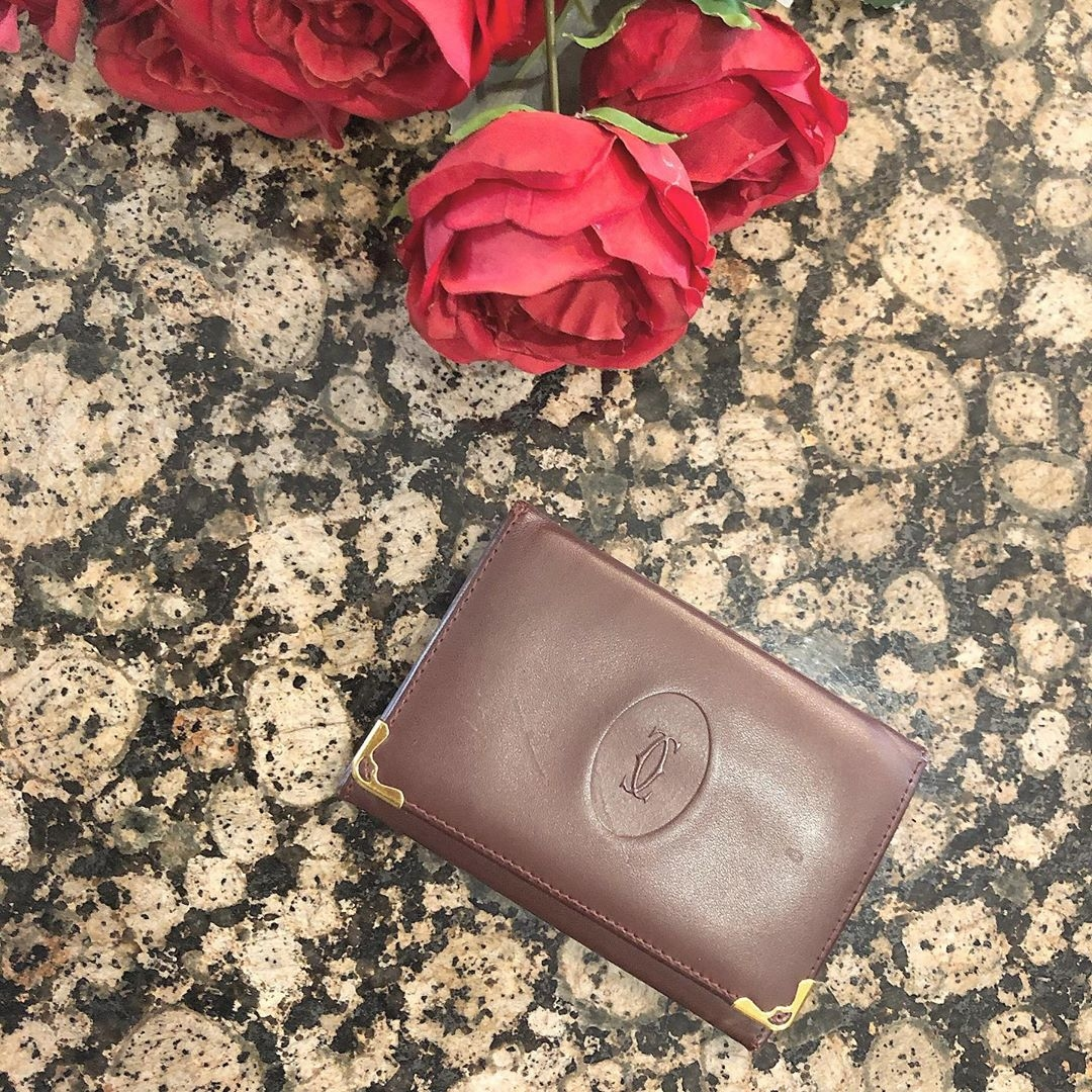 アクセサリーでお馴染み Cartier
