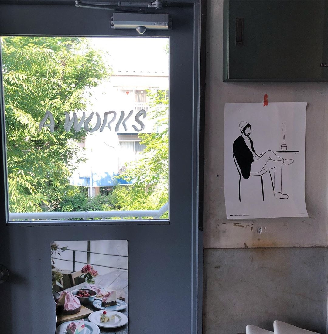 。◯A WORKS◯。