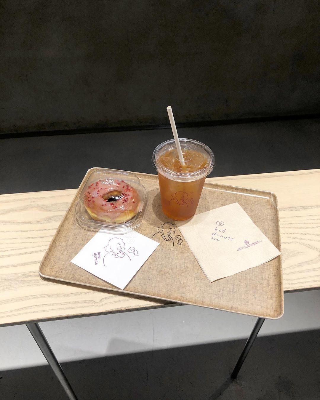 koé donuts kyoto
