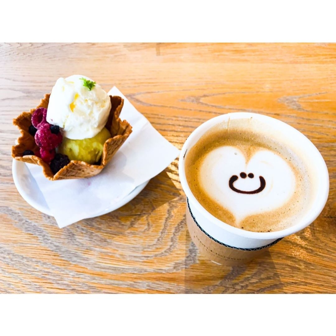 Ron Herman cafe 逗子マリーナ店