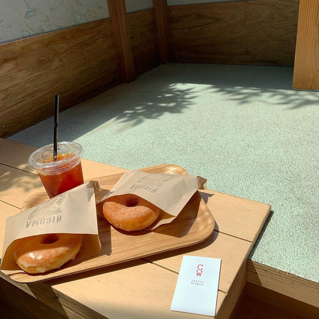 北海道の食材にこだわったドーナツ