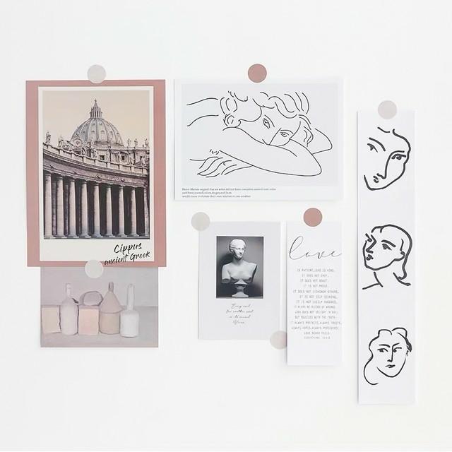 postcard|daydreamer