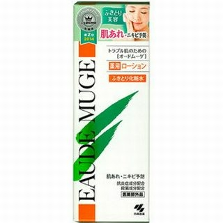 EAUDE MUGE オードムーゲ 薬用ローション(ふきとり化粧水)(医薬部外品)