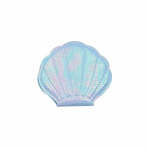 貝殻型化粧手鏡