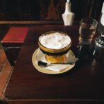 苦味の中の甘さがLOVE。コーヒーゼリーが味わえるノスタルジックな喫茶店