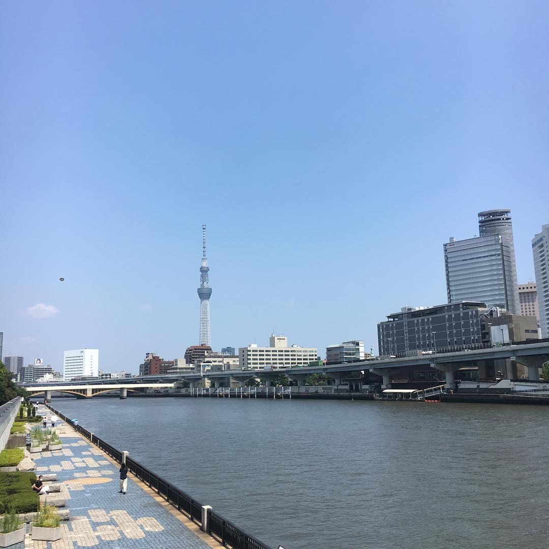 リバーVIEWを楽しんで。東京にある3つの「川沿いカフェ」の魅力に迫る