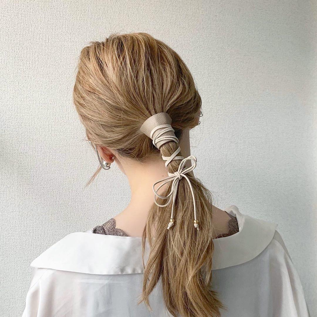 細くて柔らかい髪質がネック。'猫っ毛'におすすめ、ボリュームを出すヘアアレンジ術