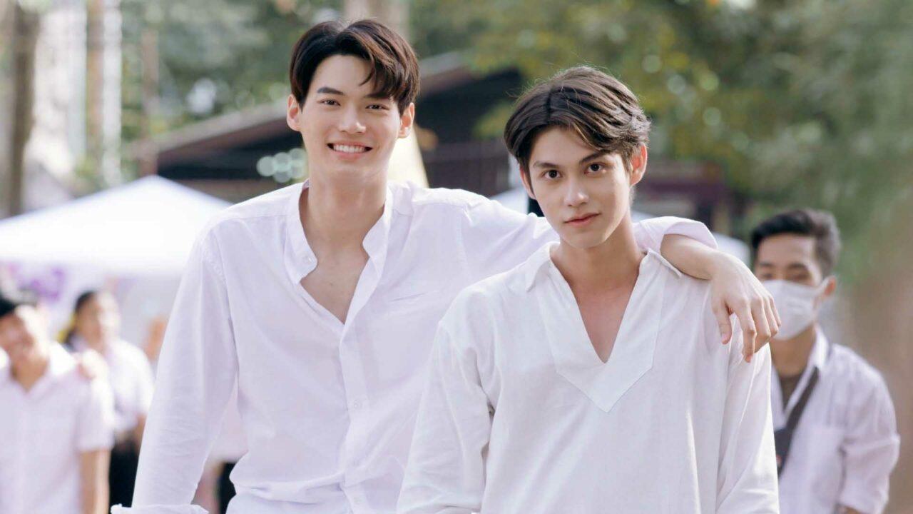 NEXTブーム、タイドラマ人気俳優「BrightWin」のふたりを今すぐチェックして♡