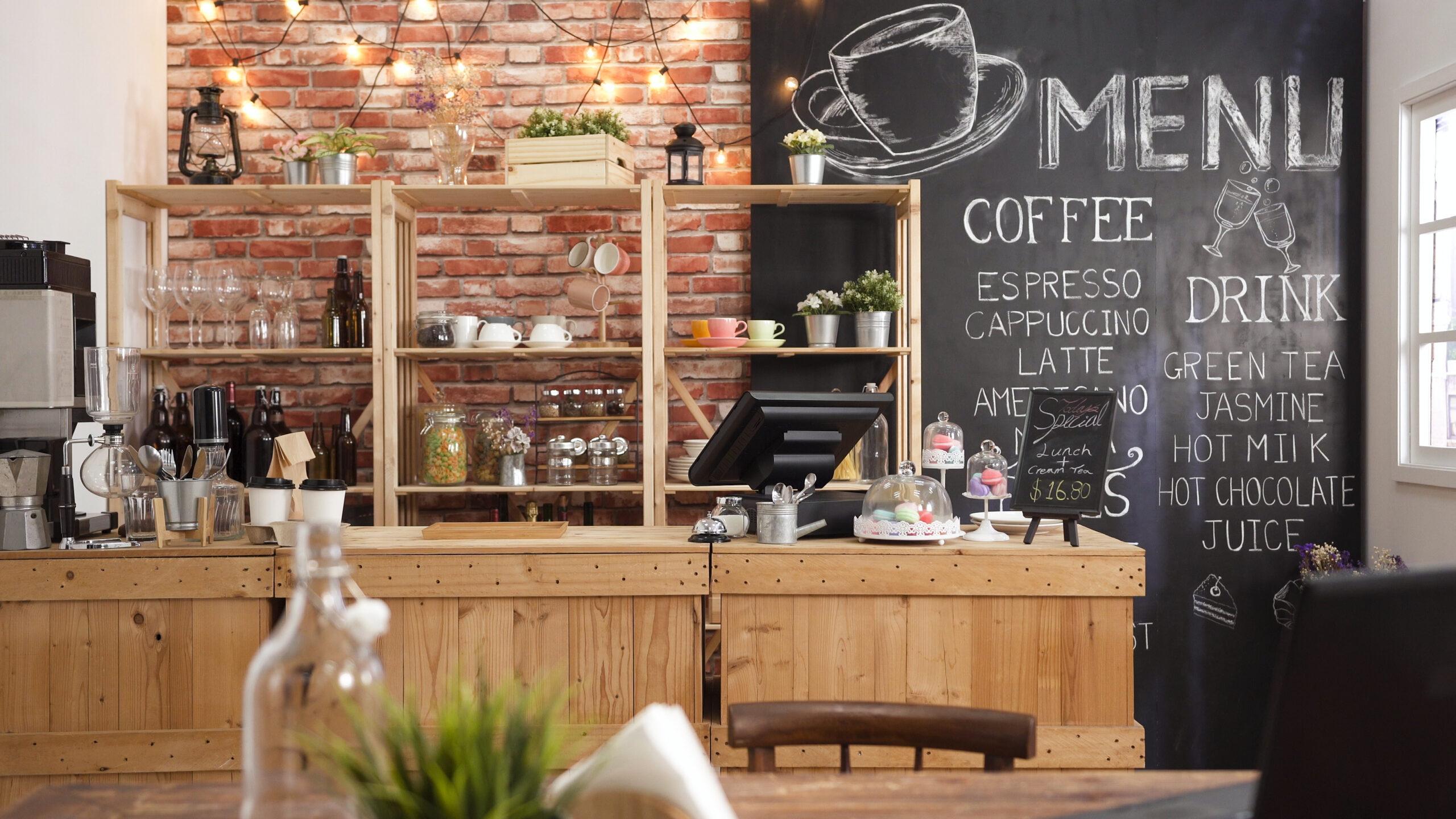カフェ併設のお店って何?