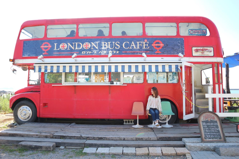 ○ London Bus cafe