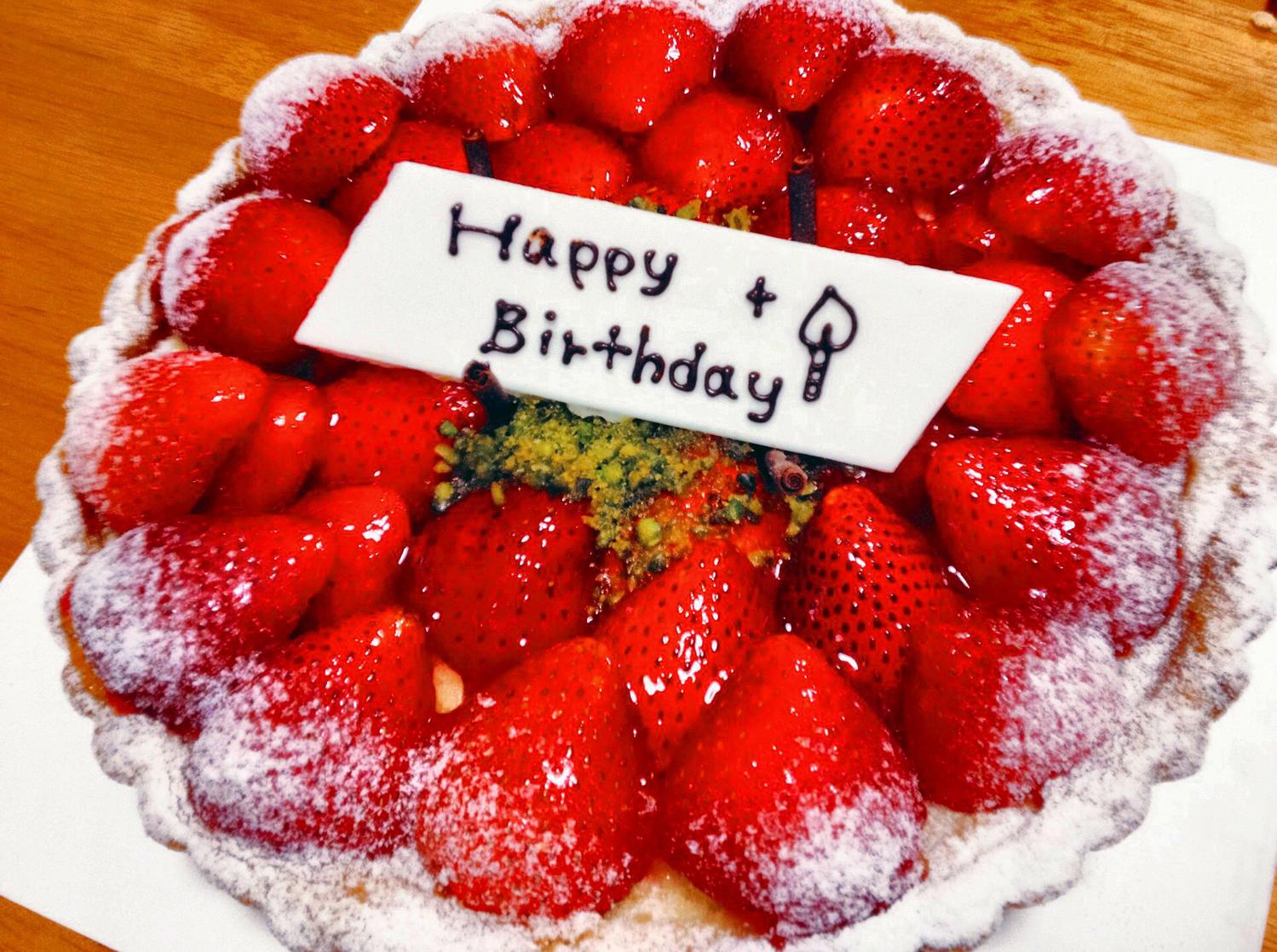 ▷▷AM12:00 お誕生日おめでとう!