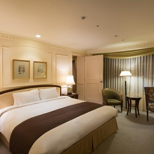 二人だけの世界に浸れる贅沢ホテルに1泊