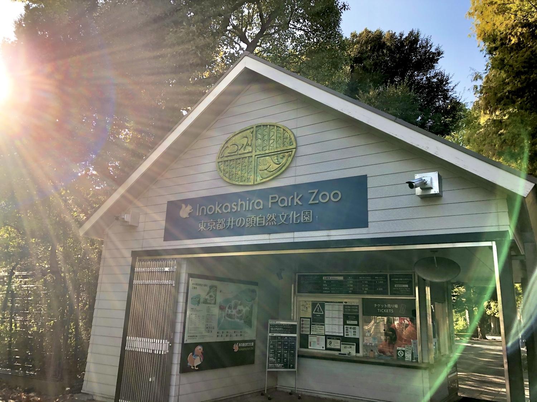 _井の頭自然文化園 動物園