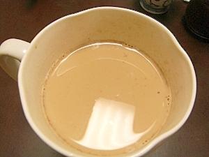 イチゴ練乳カフェオレ