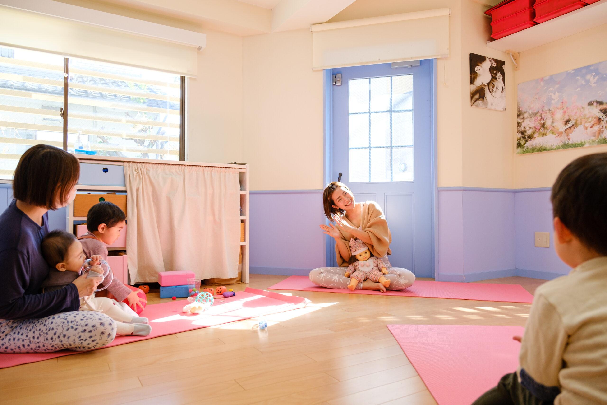 ヨガと幼稚園の先生のキャリアを融合できる!