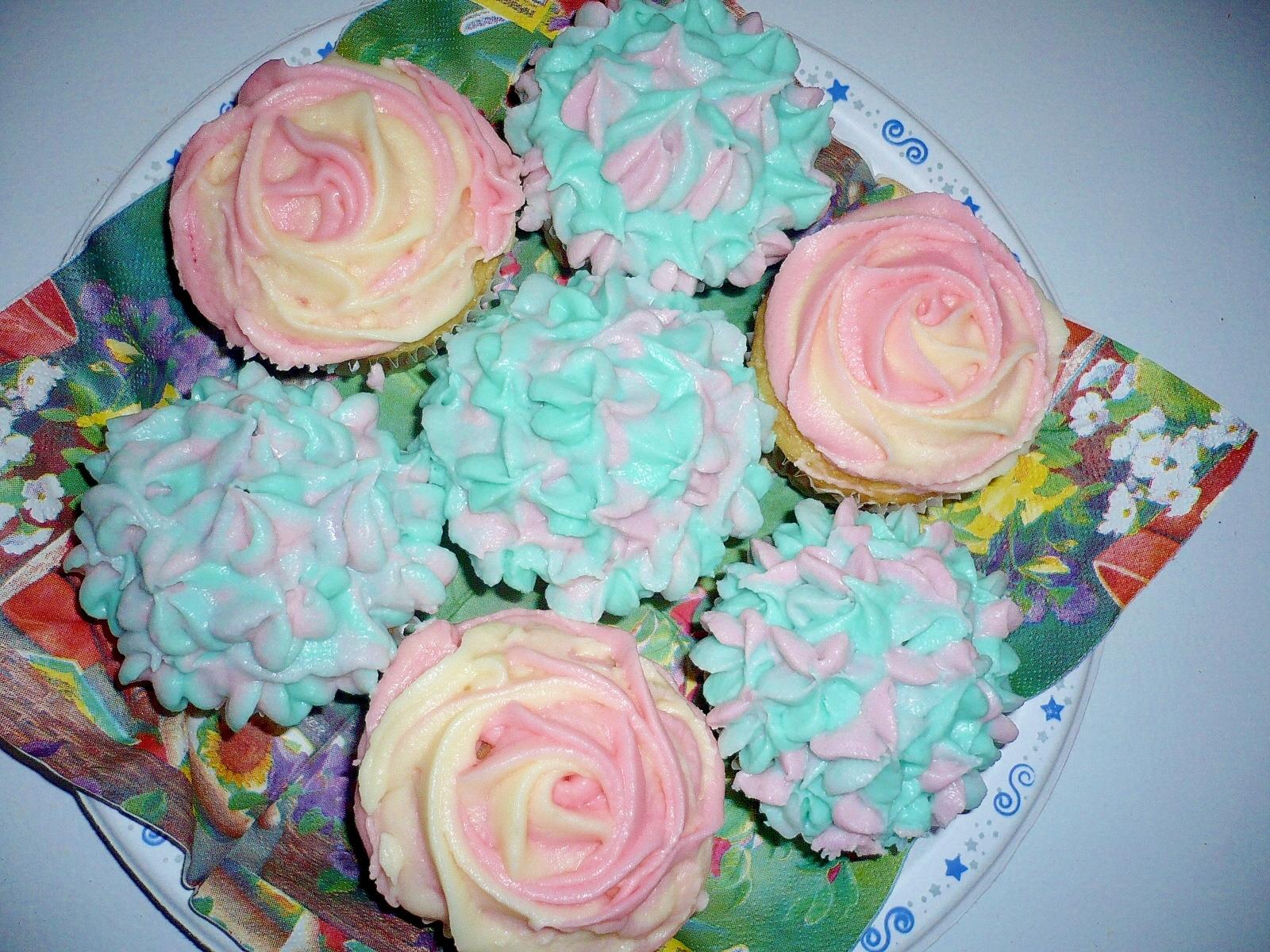 カップケーキ*ワンダフル*デコレーション!
