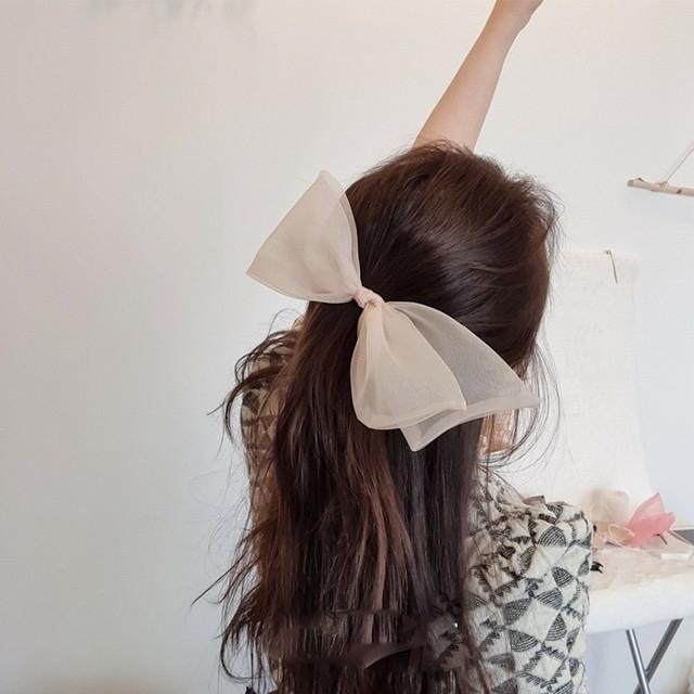 Step3▶触りたくなるサラツヤ髪
