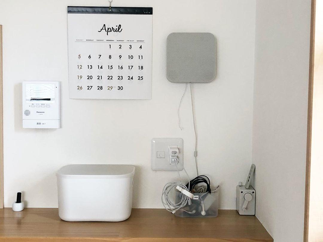 Bluetoothで再生する壁掛式CDスピーカー