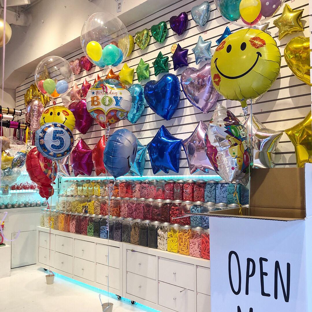 Jefferson's Balloon|渋谷