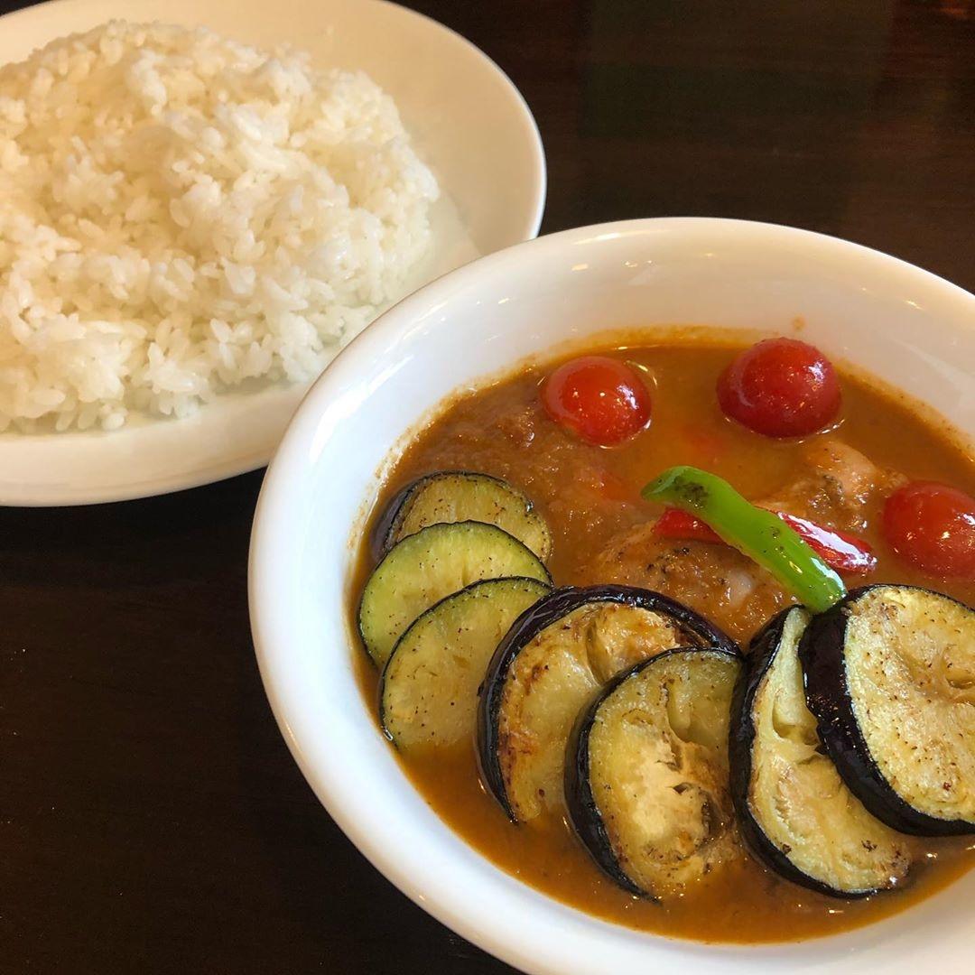 新宿 curry 草枕