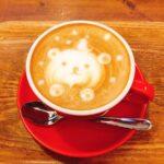 西口→drop coffee