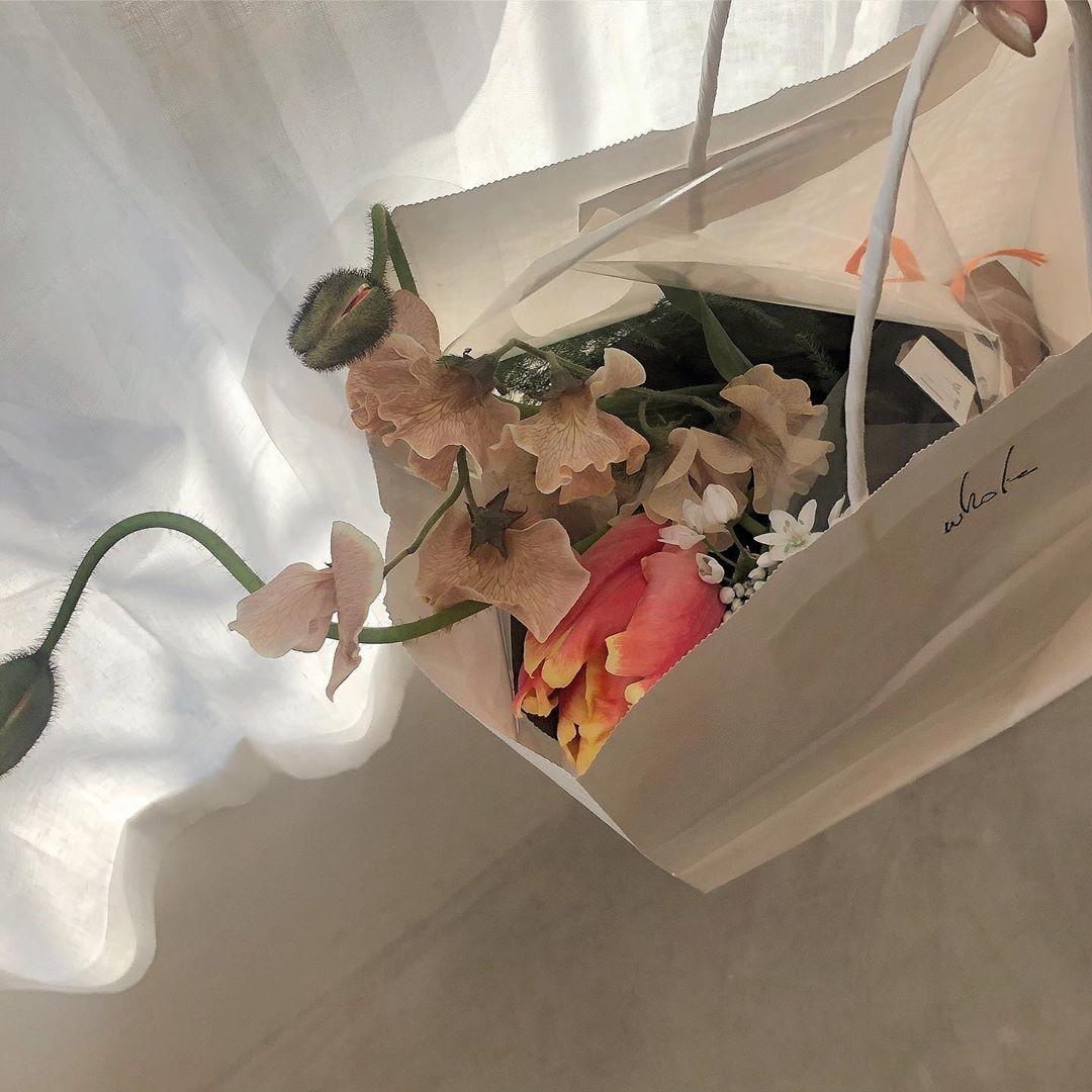 3|残らないプレゼントなら花束を