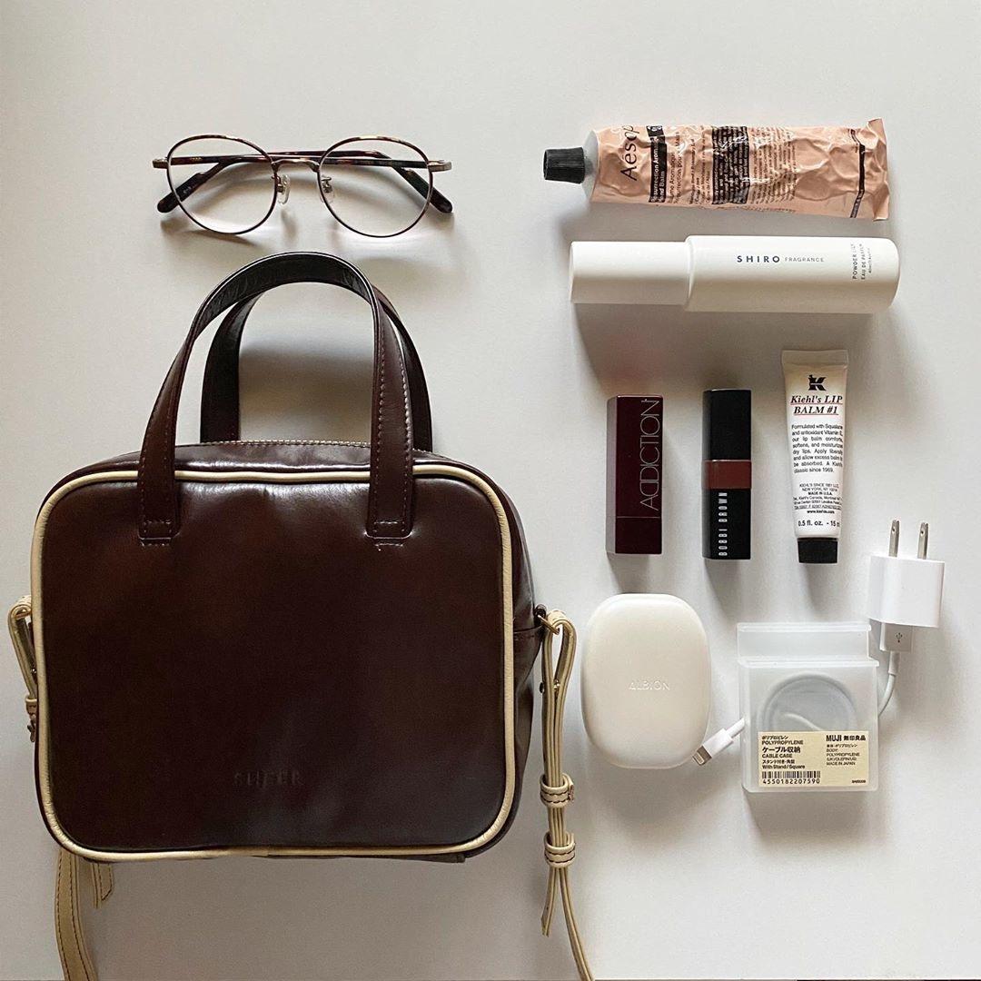 習慣4♡香水は常にバッグに