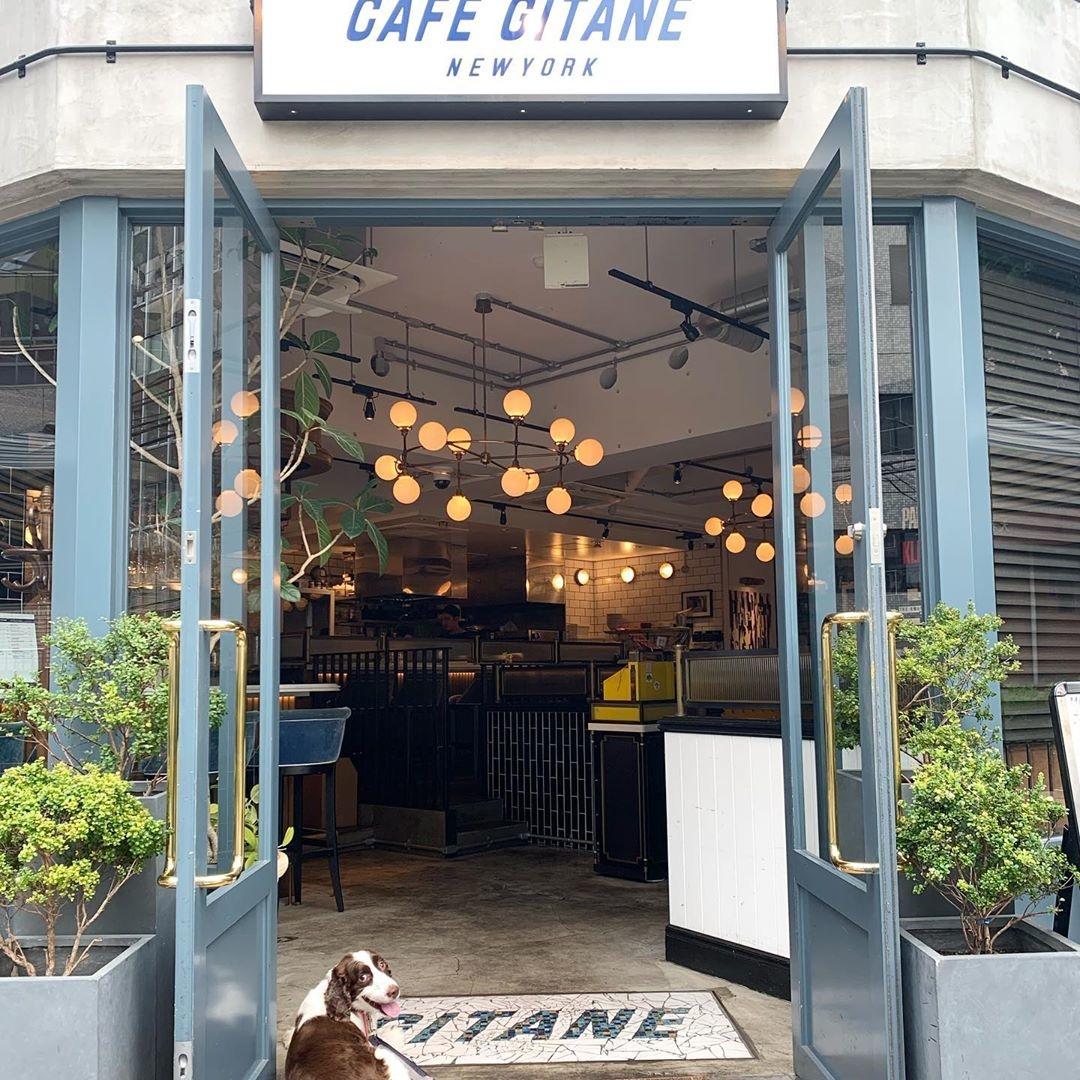 【恵比寿】CAFE GITANE