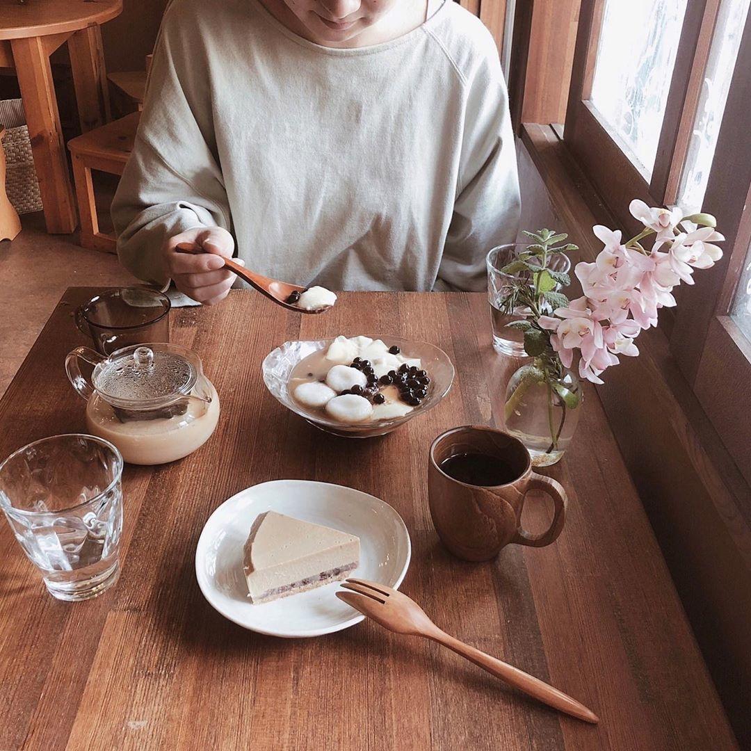 """台湾の味・雰囲気を、本格的な""""茶芸館""""で"""