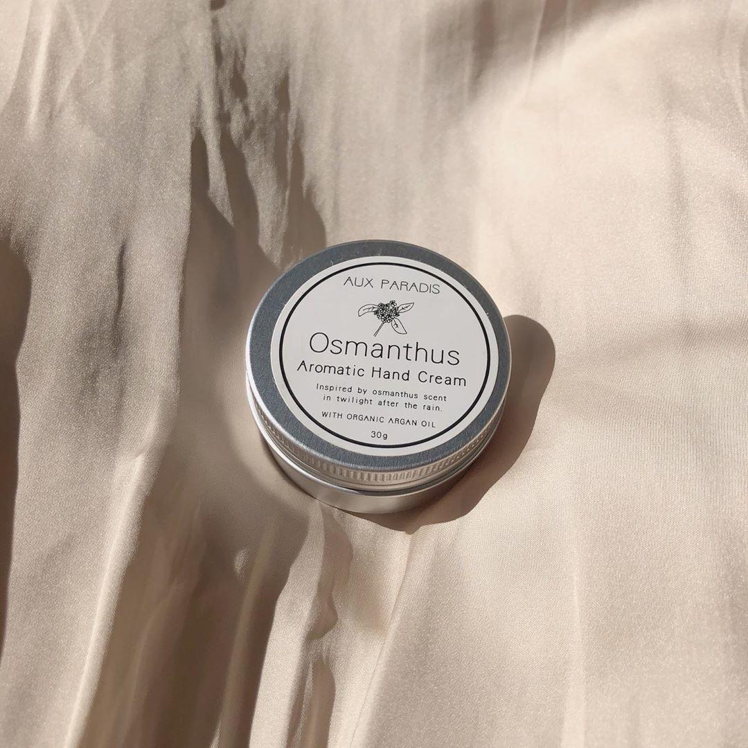ハンドクリーム:お肌に、爪に、より優しく、高保湿に