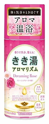きき湯 アロマリズム ドリーミングローズの香り 360g 入浴剤(医薬部外品)