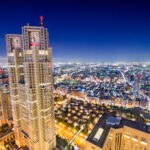 【保存版】夜景を一望できる東京の展望台。カップル向けを値段別にSELECT