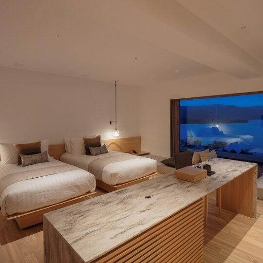 """いくら盛り放題〜ジム付きまで。宿まで楽しい""""ユニークでお洒落な""""北海道ホテル6選"""
