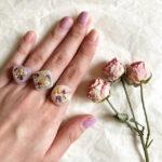 季節の花を知るオンナは美しい。minneで探す季節の花のアクセサリー図鑑♡