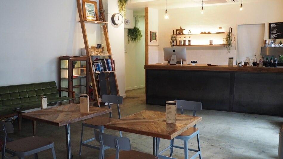 Episode1:雨宿りのカフェ